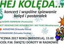 Biblioteka Publiczna Miasta i Gminy Radków zaprasza na koncert kolęd