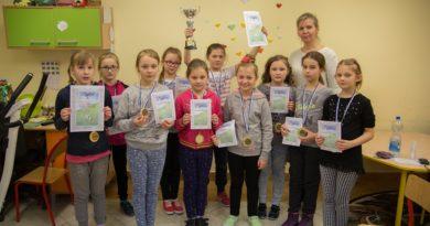 Finał CYCLO 2017 – Dziewczęta