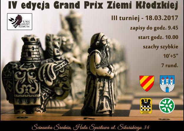 IV edycja Grand Prix Ziemi Kłodzkiej