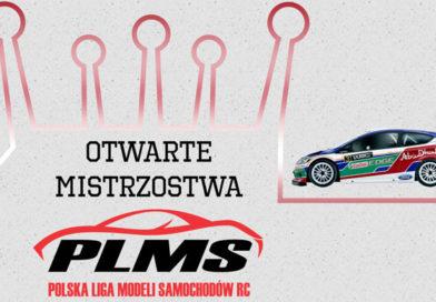 Zapraszamy na Otwarte Mistrzostwa PLMS RC