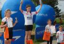 Szkółka kolarska Hejszowina Radków zdobyła Polkowice