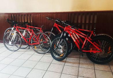 Kolejne rowery w szkółce kolarskiej Hejszowina Radków