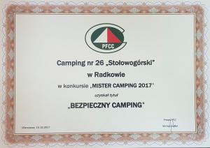 bezpeczny camping 2017