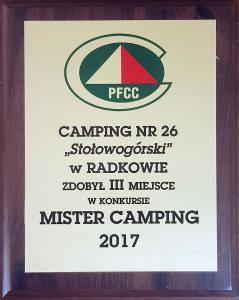 mister camping 2017
